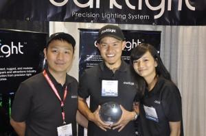Gantom founders (L to R): Jerry Dong, Quan Gan, Charlie Xu