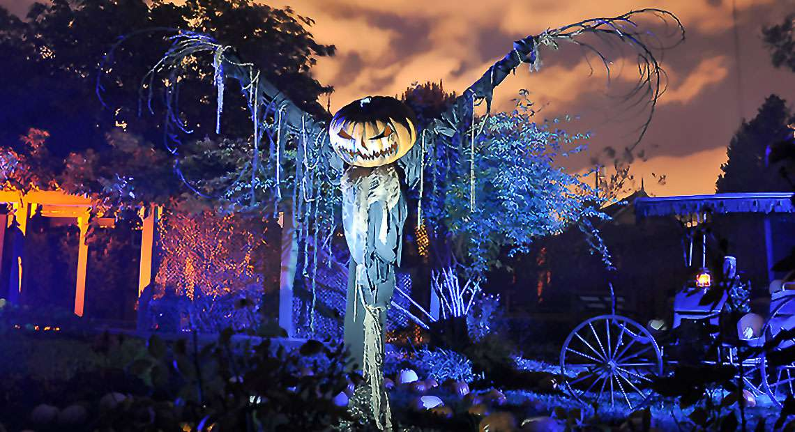 FRIGHT NIGHT WINCHESTER MYSTERY HOUSE